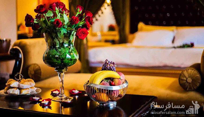 آیا از امکانات هتل بین المللی قصر باخبر هستید؟