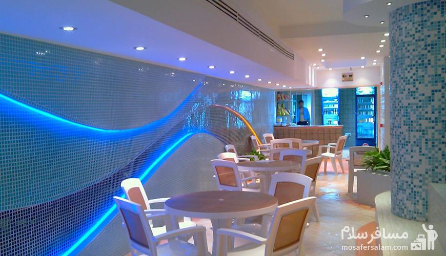 مجموعه آبی هتل ها