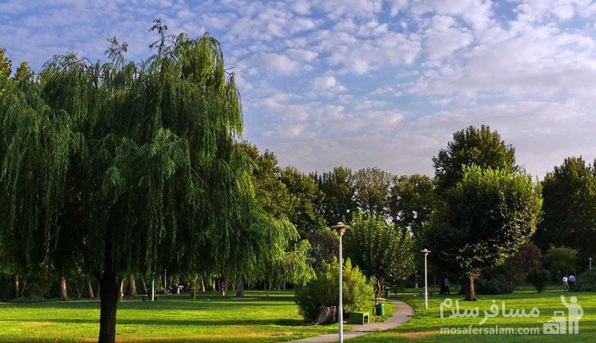 پارک زیبای لاله تهران