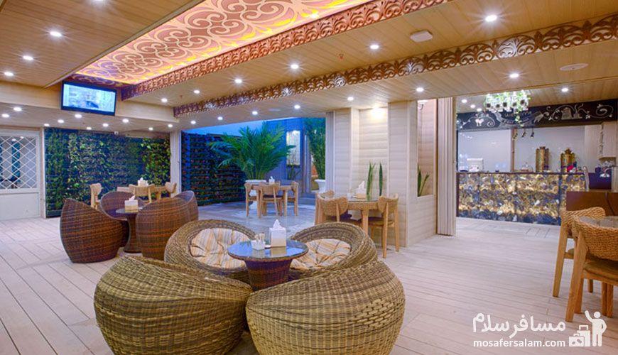آنچه درباره کافی شاپ هتل الماس 2 باید بدانید