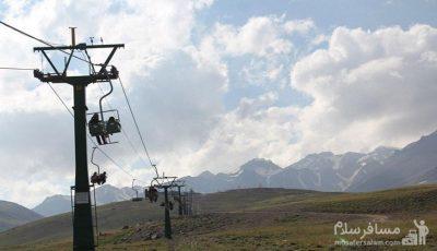 احداث مرتفع ترین تل سیژ جهان در آلوارس سرعین