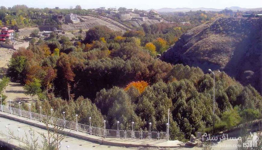 منطقه ییلاقی شاندیز، مشهد
