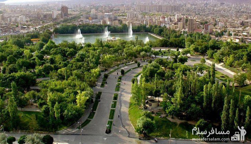 تبریز شهر اولین ها