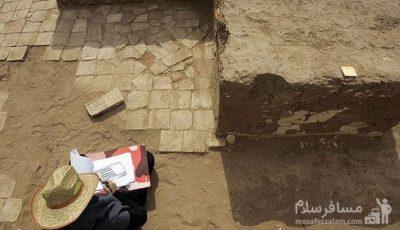 کشف پانصد گور 2500 ساله در استان کرمان