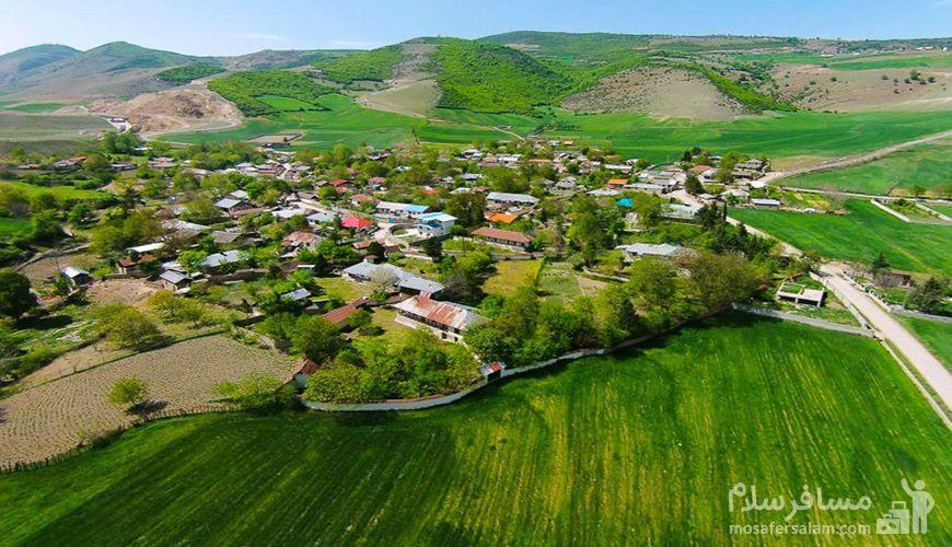 موقعیت استان مازندران, رزرواسیون مسافر سلام