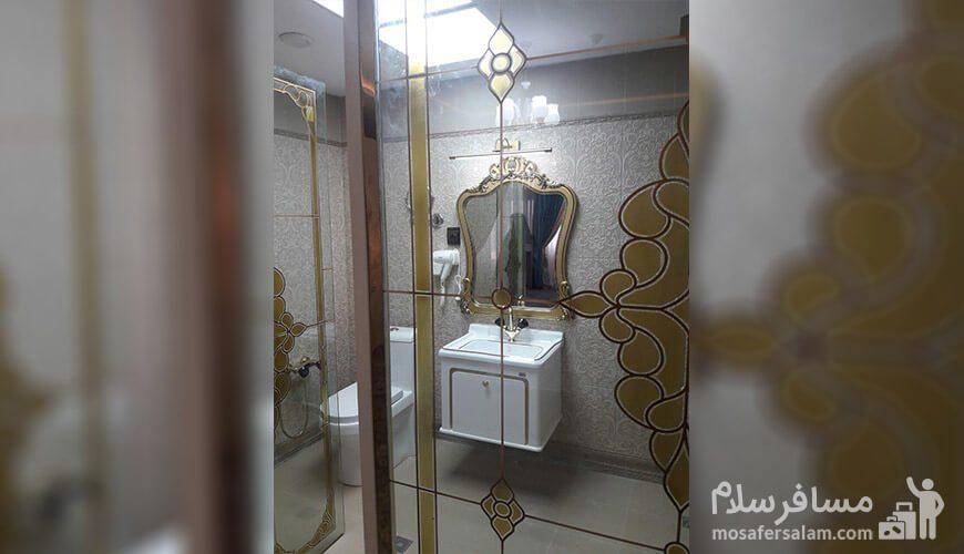 هتل آدینا مشهد حمام VIP