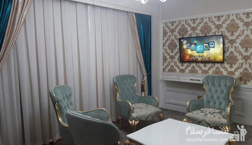 هتل آدینا مشهد اتاق VIP