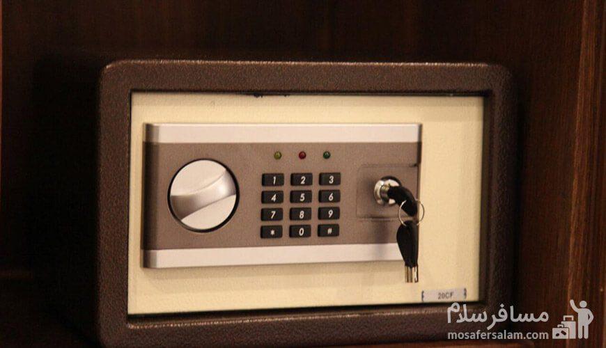 هتل آدینا مشهد صندوق امانات