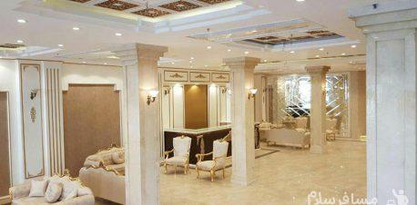 هتل نسیم مشهد لابی