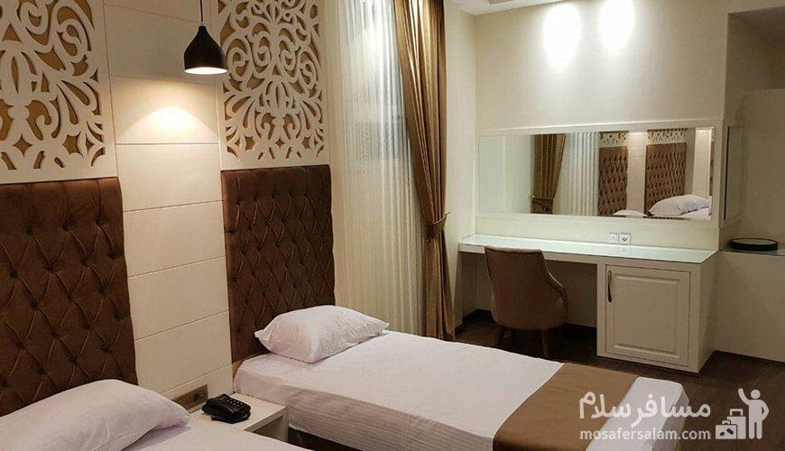 هتل نسیم مشهد سهتخته