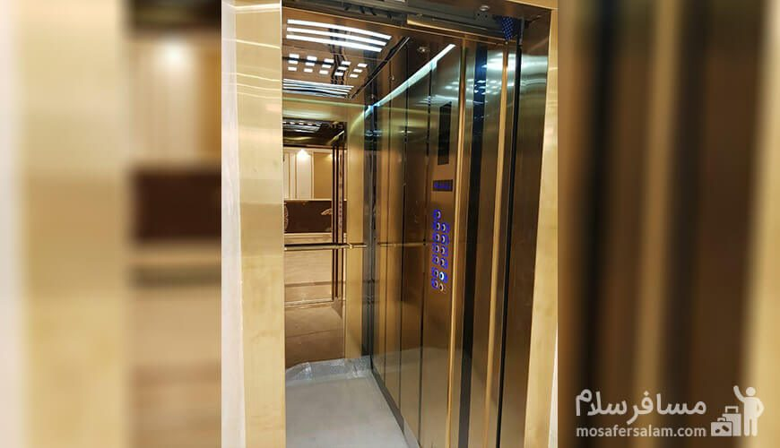 هتل نسیم مشهد آسانسور