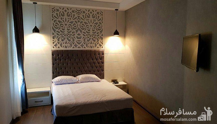 هتل نسیم مشهد دوتخته