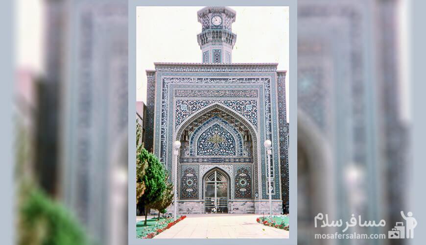 حرم امام رضا, مشهد, رزرواسیون مسافر سلام