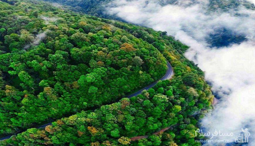 جاده خلخال اسلام, پاییز