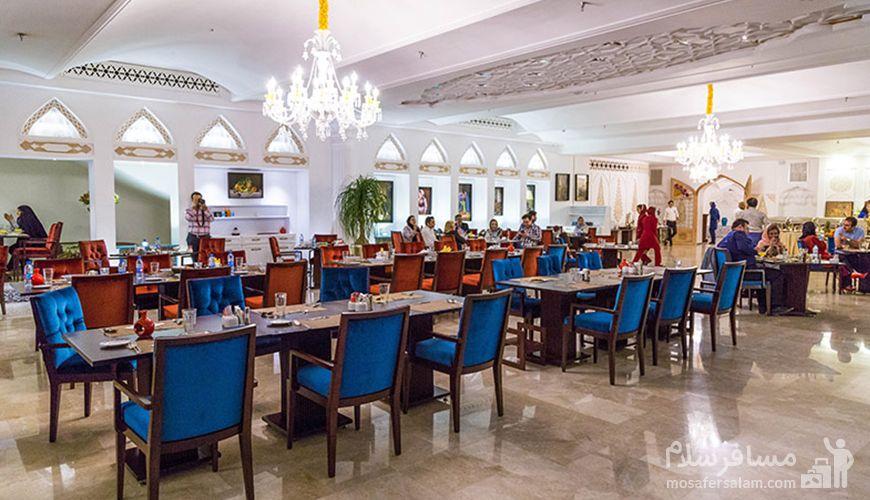سالن رستوران دیبا هتل