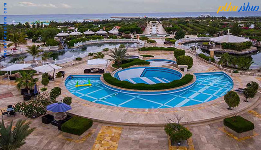 تور هتل مارینا پارک کیش
