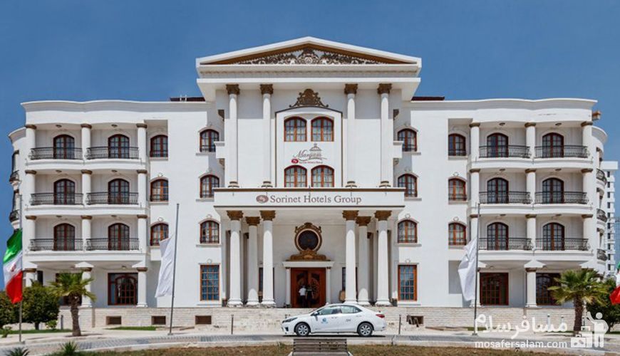 نظرات درباره هتل سورینت مریم کیش