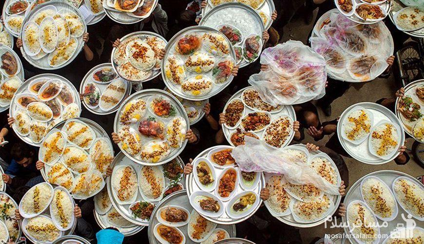 با غذاهای نذری ماه محرم در شهرهای مختلف ایران آشنا شوید