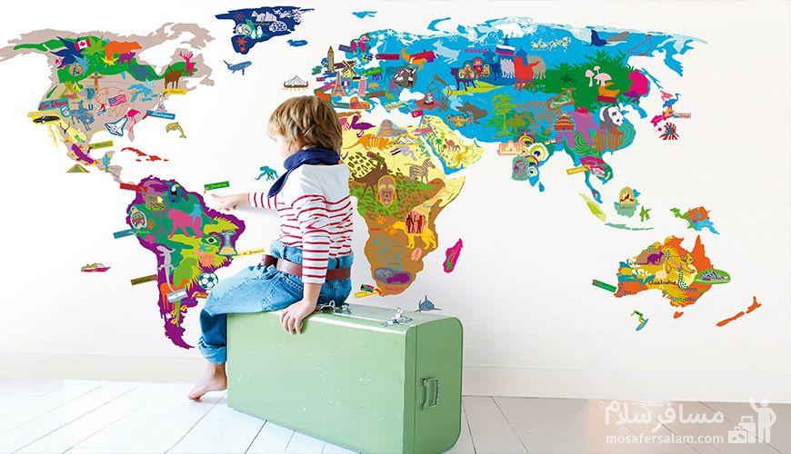 گردشگر, گردشگری, مسافر سلام