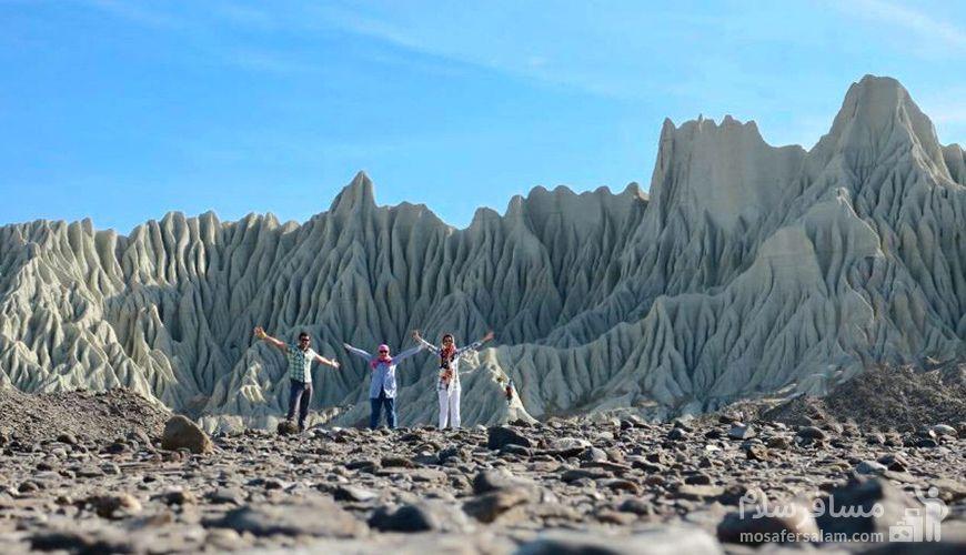 کوه های مریخی ایران