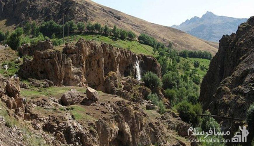 چشمه آبگرم قینرجه
