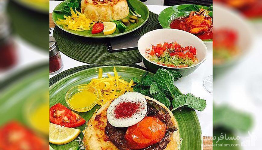 10 غذای تبریزی معروف