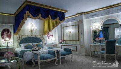 تخفیف 50 درصدی هتل بین المللی قصر مشهد در 30 و 31 شهریور ماه
