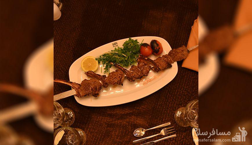 شیشلیک مشهد, رستوران ارم مشهد