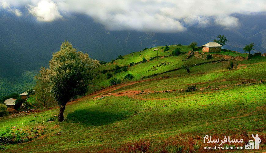 مازندران, شمال ایران