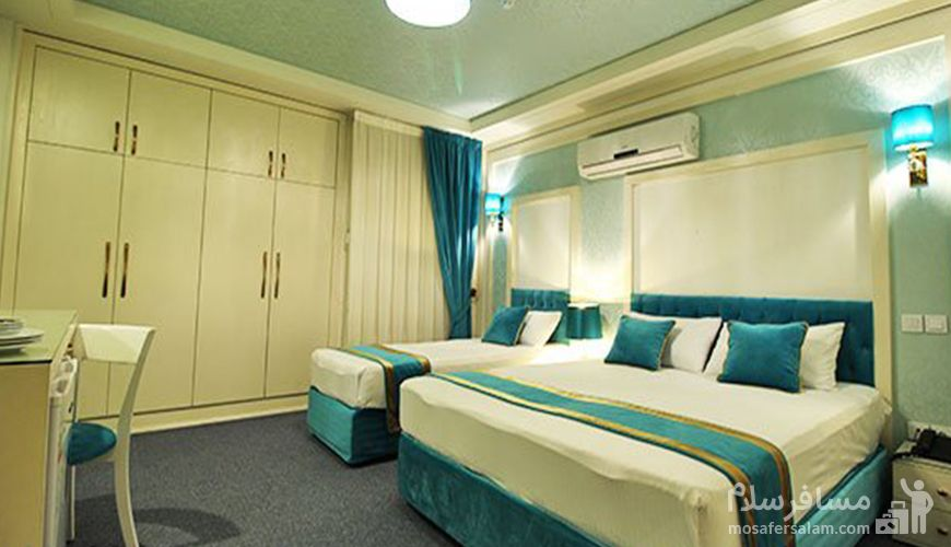 هتل صدرا مشهد دارای چه مشخصاتی است؟