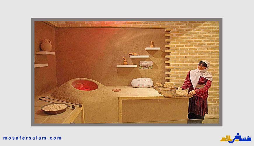 جاهای دیدنی اطراف مشهد | موزه نان مشهد