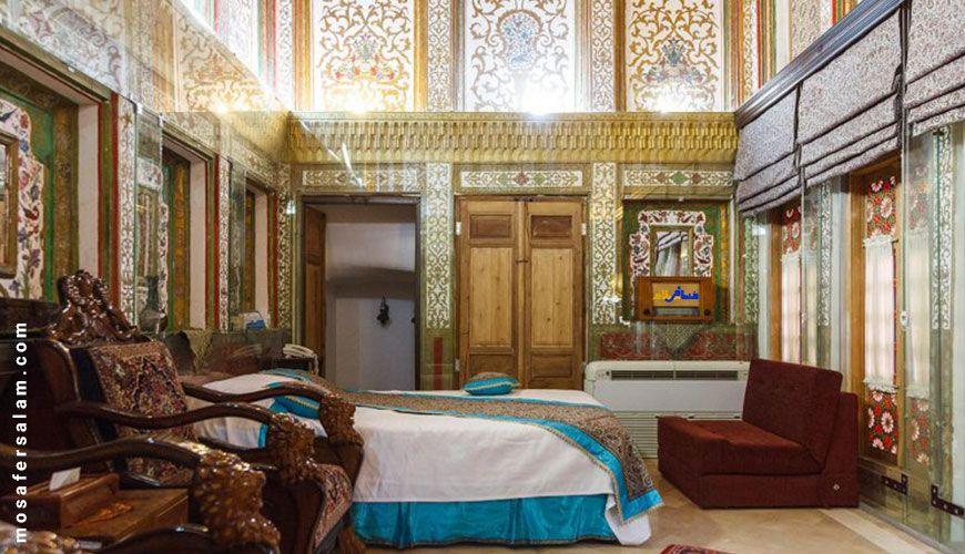 هتل سنتی ملک التجار یزد