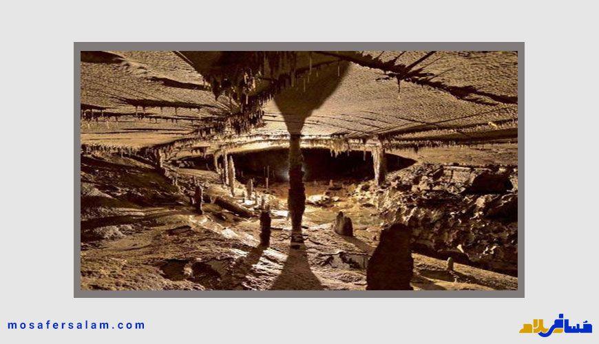 غار مغان مشهد | جاهای دیدنی اطراف مشهد