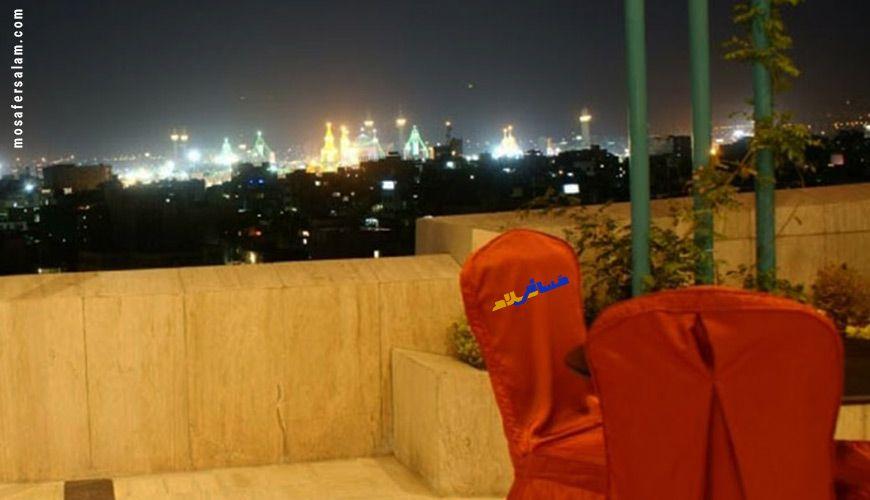 هتل عماد مشهد, هتل با قیمت مناسب