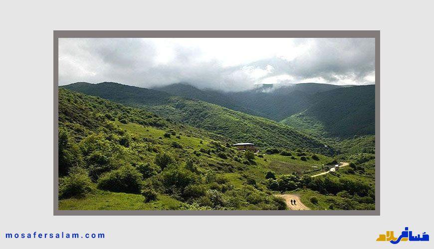 جاهای دیدنی اطراف مشهد | پنج دره
