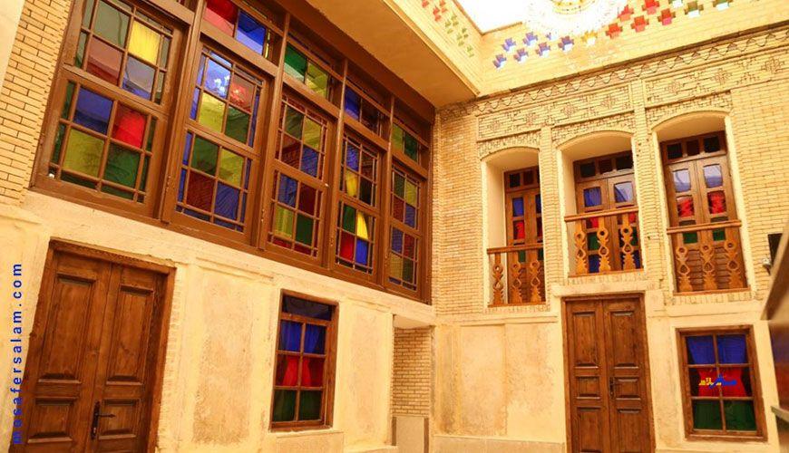 هتل سنتی پنج دری