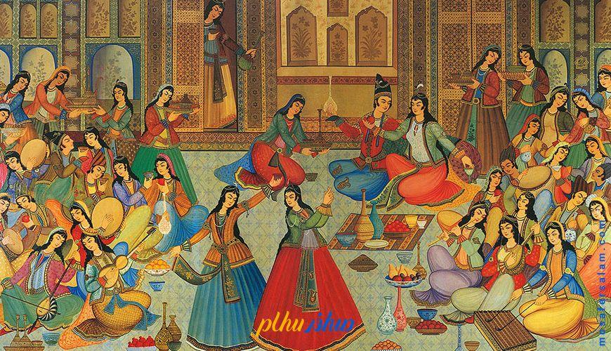 آیین شب یلدا و باورهای مردم باستان