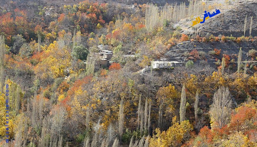 روستای کردینه مشهد