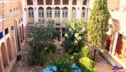 اقامتگاه سنتی اشکان اصفهان