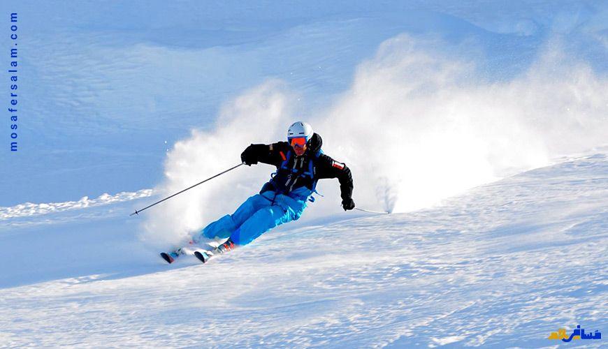 ورزش زمستانی