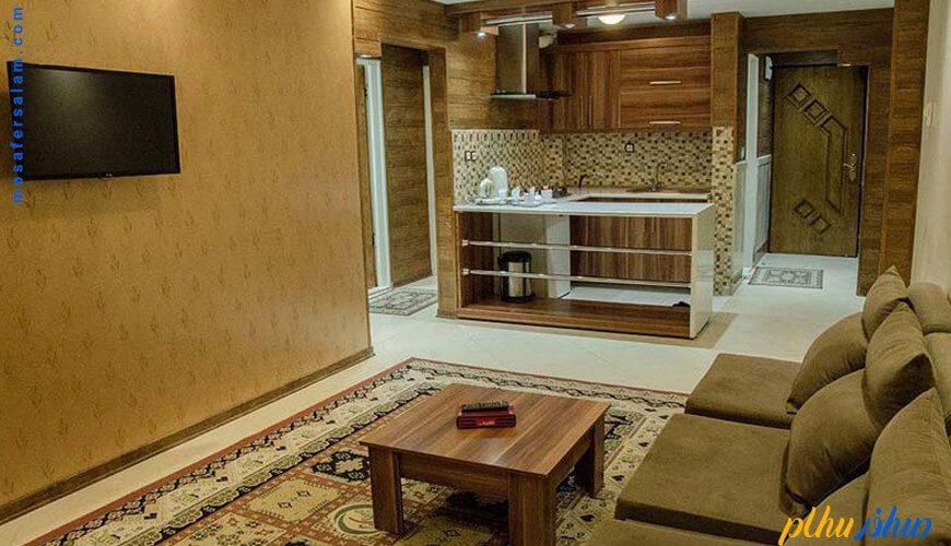سوئیت هتل آپارتمان مهستان مشهد
