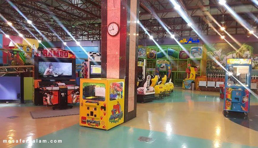 شهربازی مرکز خرید پروما مشهد