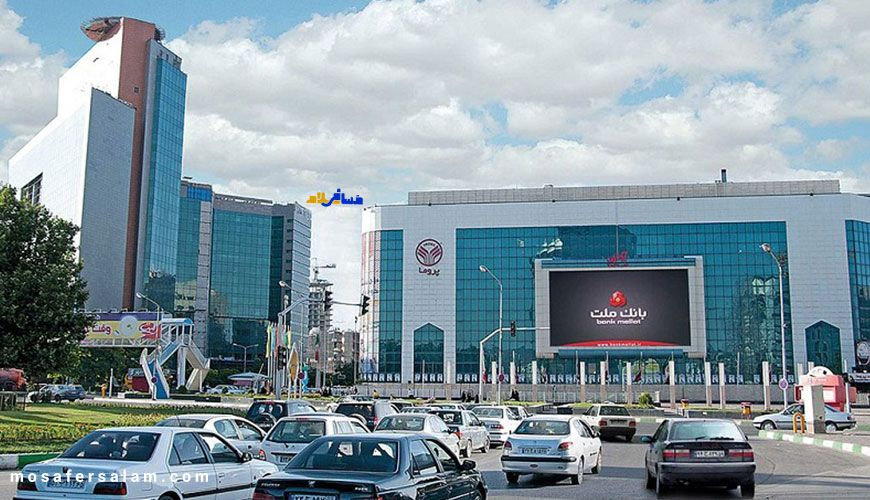 گشتی در مرکز خرید پروما مشهد