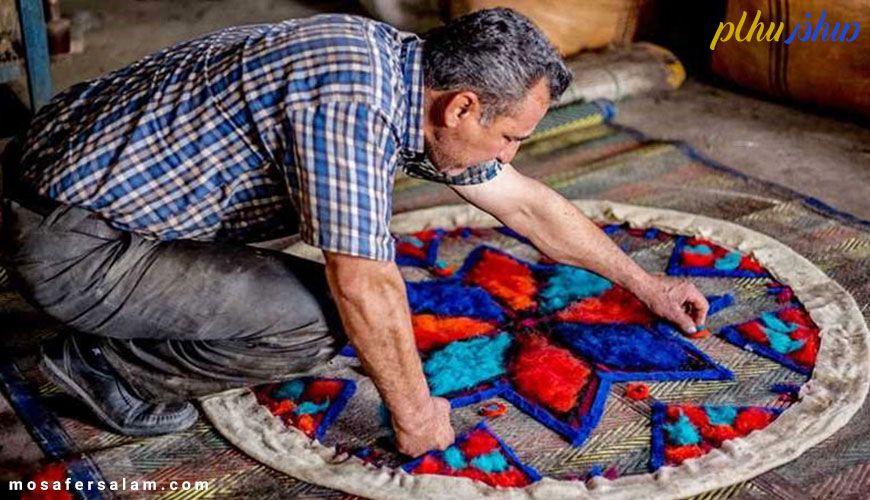 رزرو هتل های شیراز | صنایع دستی شیراز