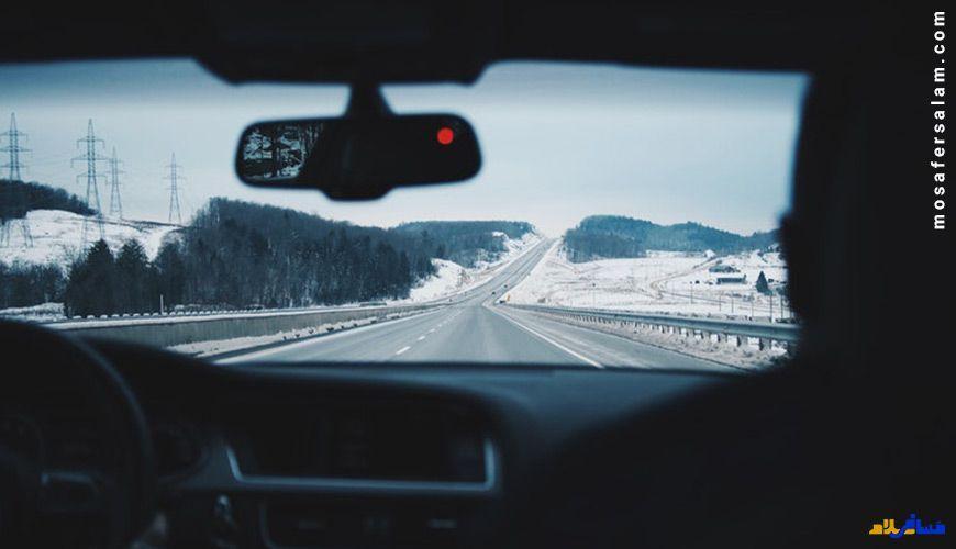 5 دلیل اجباری سفر در زمستان