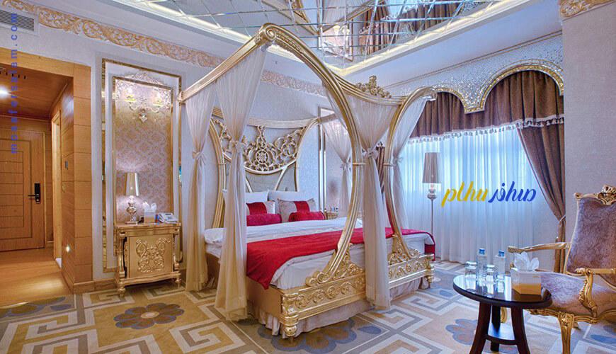 هتل الماس 2 مشهد | گران ترین هتل های مشهد