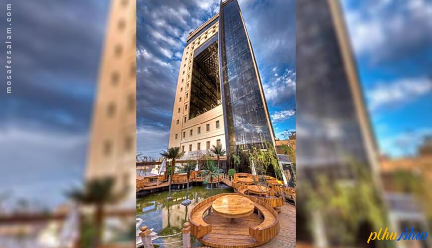 هتل درویشی مشهد | رزرو هتل مشهد نزدیک فرودگاه