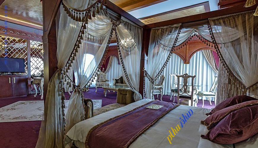 هتل درویشی مشهد | گران ترین هتل های مشهد