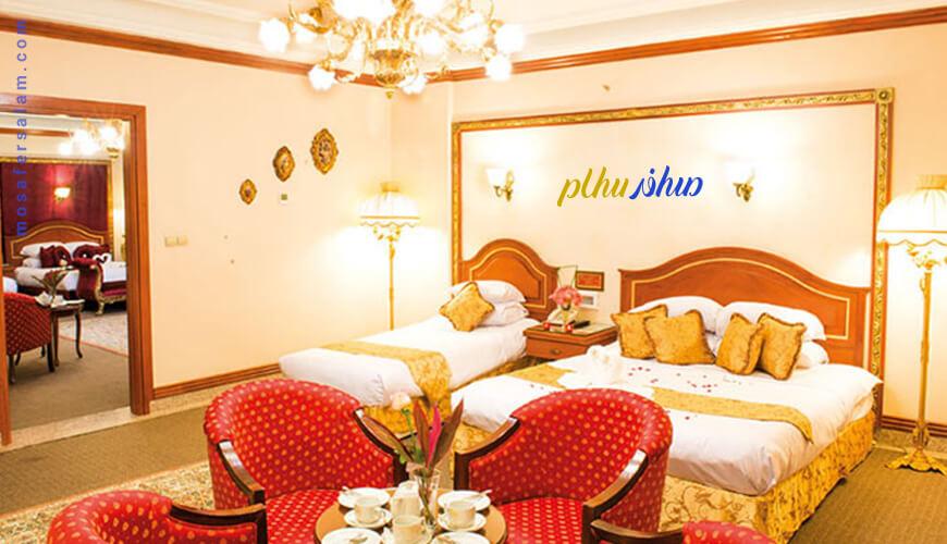 هتل قصر طلایی مشهد | گران ترین هتل های مشهد