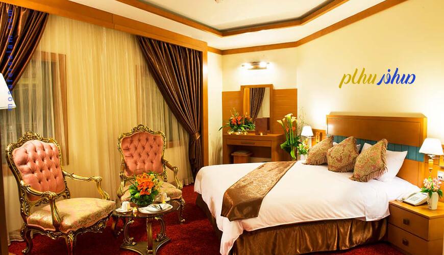 هتل مدینه الرضا مشهد | گران ترین هتل های مشهد